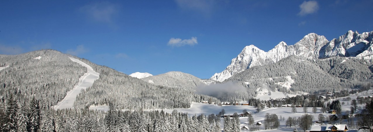 Ramsau am Dachstein, Steiermark, im Winter © Photo Austria, Raffalt