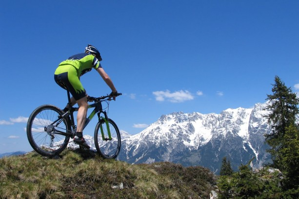Mountainbiken in der Region Schladming-Dachstein