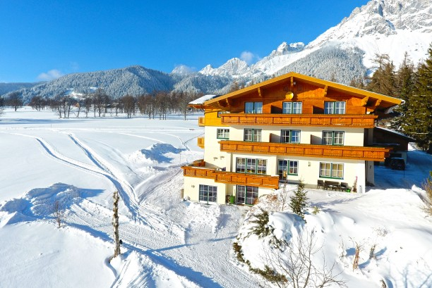 Appartements in Ramsau am Dachstein Winter